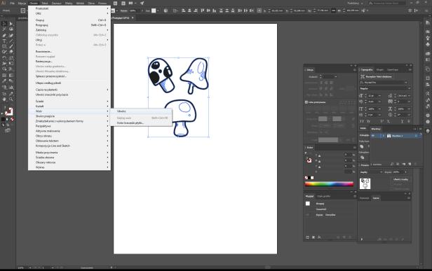 Prosty tutorial, jak stworzyć wzorek w Illustratorze 01.png